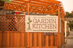 Garden Kitchen - Come on in!
